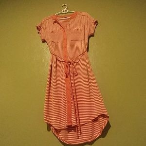 Fossil vintage button up dress